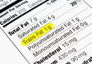 ไขมันทรานส์ (TRANS FAT)     คืออะไร